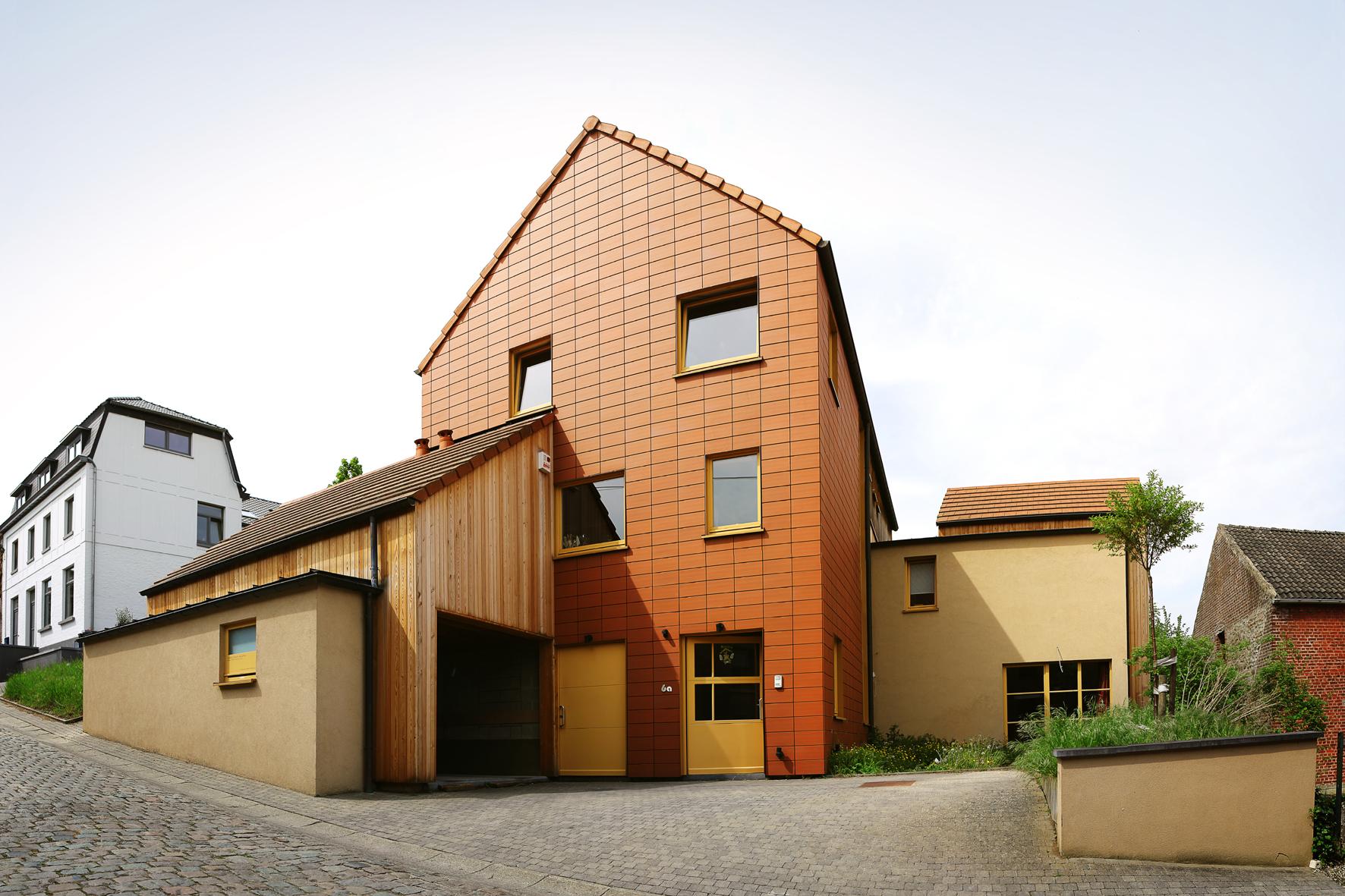 Architecte maison passive brabant wallon maison moderne for Architecte maison passive