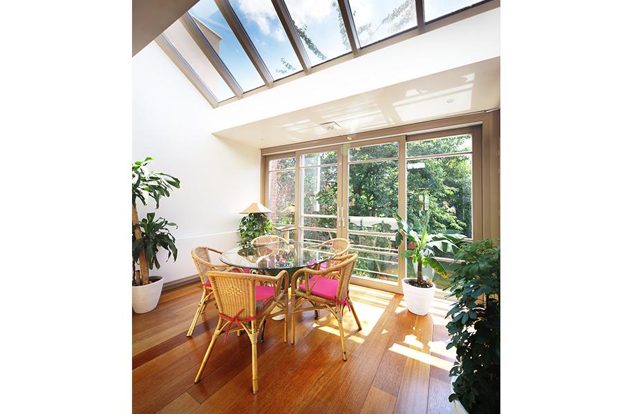 Maison amarante claus architecture for 8 maison parc crt