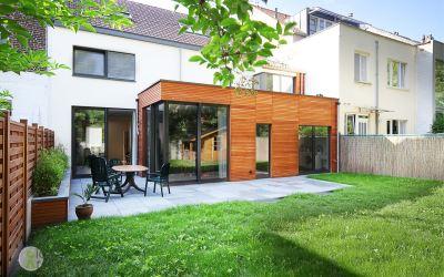 Présentation maison neuve Claus Architecture
